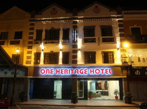 One Heritage Hotel - Seremban - Building