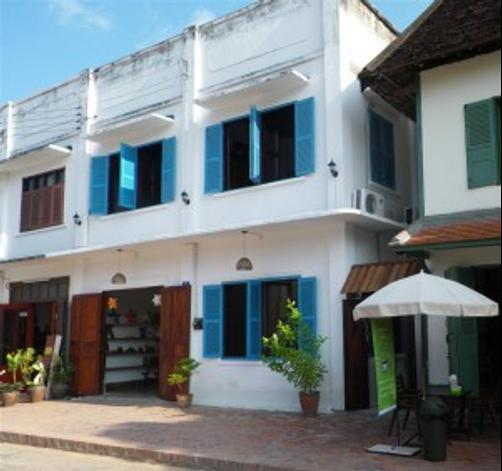 Halolao Home-Stay - Luang Prabang - Building