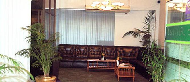 Asia Pacific Hotel - Dhaka - Living room
