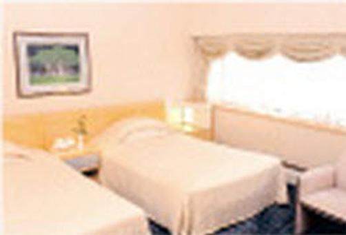 Gunma Royal Hotel - Maebashi - Bed