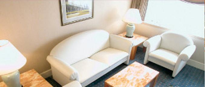 Gunma Royal Hotel - Maebashi - Living room
