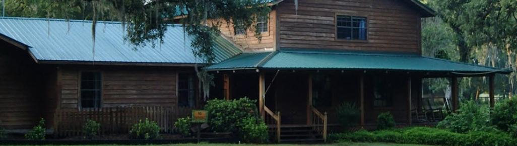 Cypress House Bed & Breakfast - Bushnell - Building
