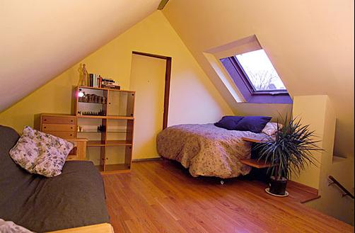 Ray's Bucktown Bed And Breakfast - Chicago - Bedroom