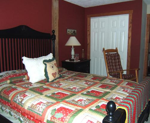 Little Main Street Inn - Banner Elk - Bedroom