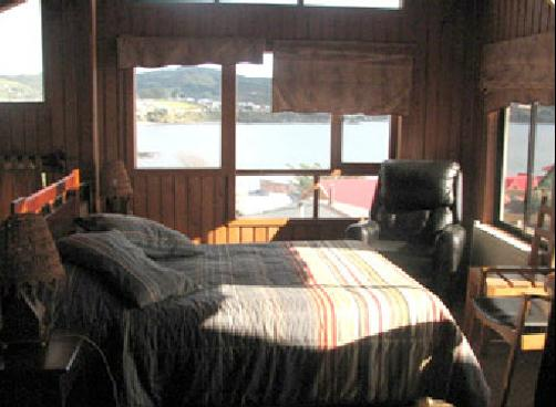 Hostal Lluhay - Ancud - Bedroom