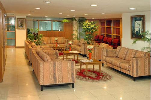 Eastern Residence - Dhaka - Living room