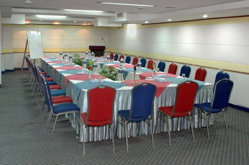 Eastern Residence - Dhaka - Conference room