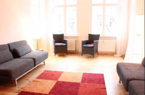 Am Boxi - Berlin - Living room