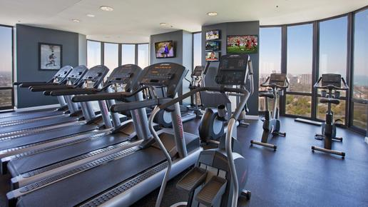 Eugenie Terrace - Chicago - Gym