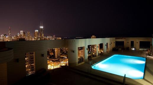 Eugenie Terrace - Chicago - Pool