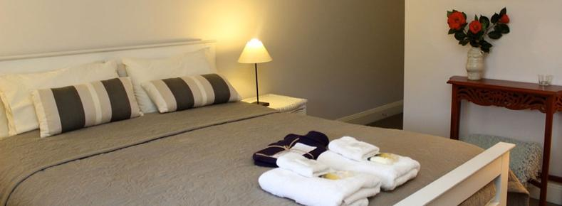 Avoca House & Cottage Accommodation - Wollombi - Bed