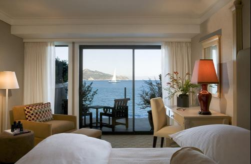 The Inn Above Tide - Sausalito - Bedroom