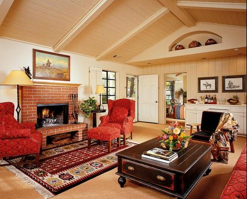 Alisal Guest Ranch and Resort - Solvang - Living room