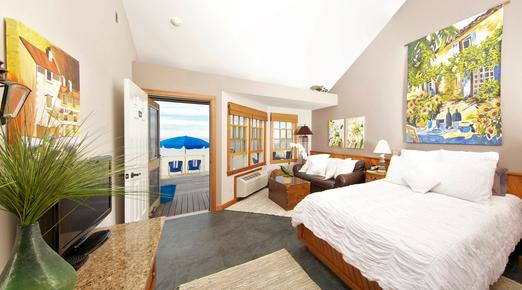 Cliffside Beach Club & Hotel - Nantucket - Bedroom