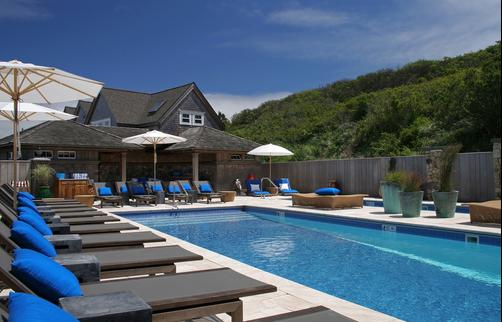 Cliffside Beach Club & Hotel - Nantucket - Pool