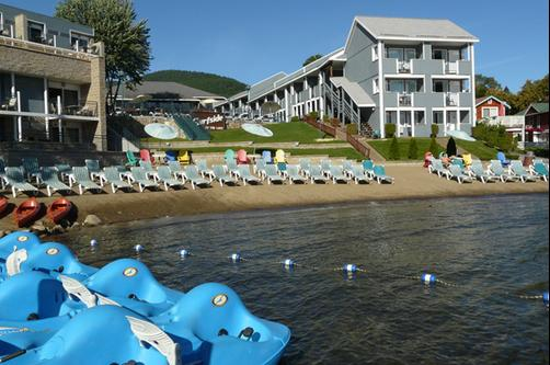 Surfside On the Lake - Lake George - Beach