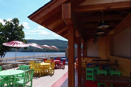 Surfside On the Lake - Lake George - Restaurant