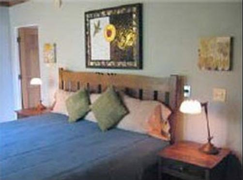 Bear Mountain Lodge - Silver City - Bed