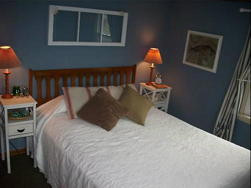 Anchorage Cottages - Long Beach - Bedroom
