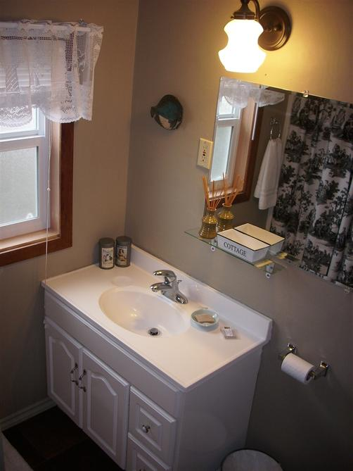 Anchorage Cottages - Long Beach - Bathroom