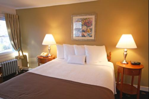 Towne Motel - Camden - Bed