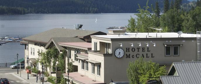 Hotel McCall - McCall - Building