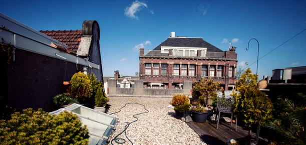 Marcel's Creative Exchange – Boutique Hotel - Amsterdam - Building