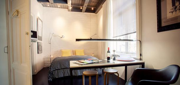 Marcel's Creative Exchange – Boutique Hotel - Amsterdam - Bedroom