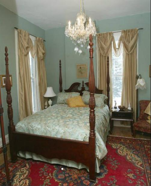 The Winter St Inn, A Bed and Breakfast - Delaware - Bedroom