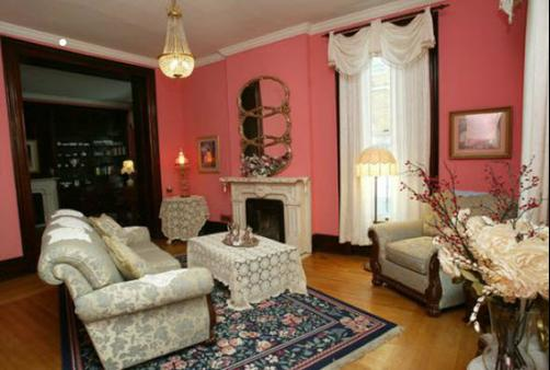 The Winter St Inn, A Bed and Breakfast - Delaware - Living room