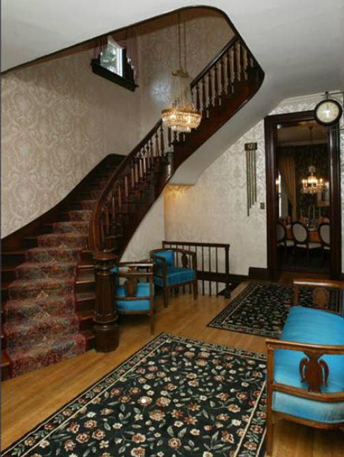 The Winter St Inn, A Bed and Breakfast - Delaware - Stairs