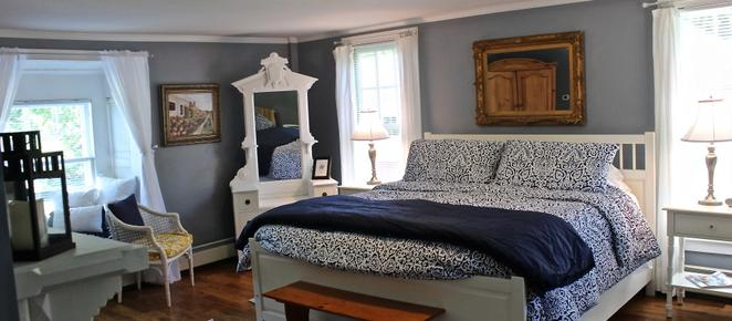 1837 Cobblestone Cottage - Canandaigua - Bedroom