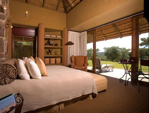 Ekuthuleni Lodge - Vaalwater - Bedroom