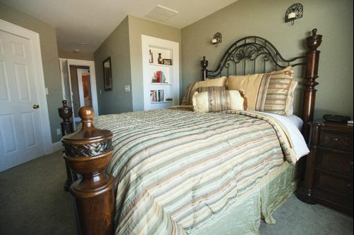 Bay Tree Manor - Seaford - Bedroom