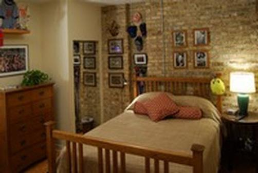 Ashland Arms Guest House - Chicago - Bedroom