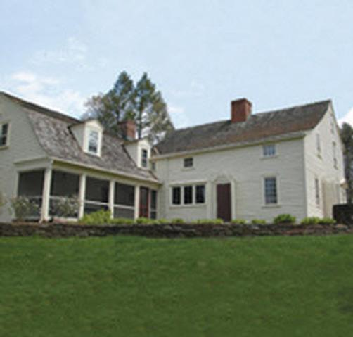 Kingsfield-The Lt Wm King House - Suffield - Building