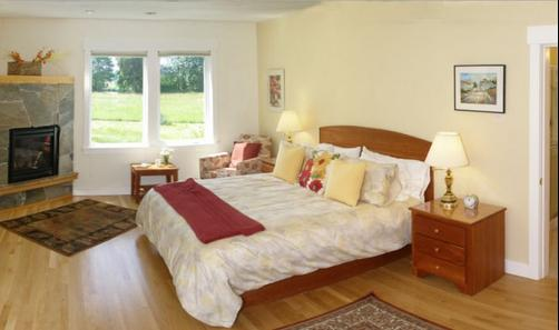 McKenzie Orchards Bed and Breakfast - Springfield - Bedroom