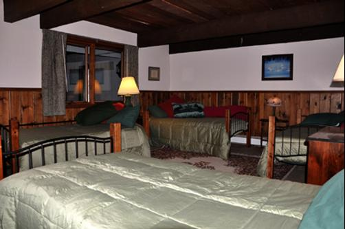 High Mountain Lodge - Winter Park - Bedroom