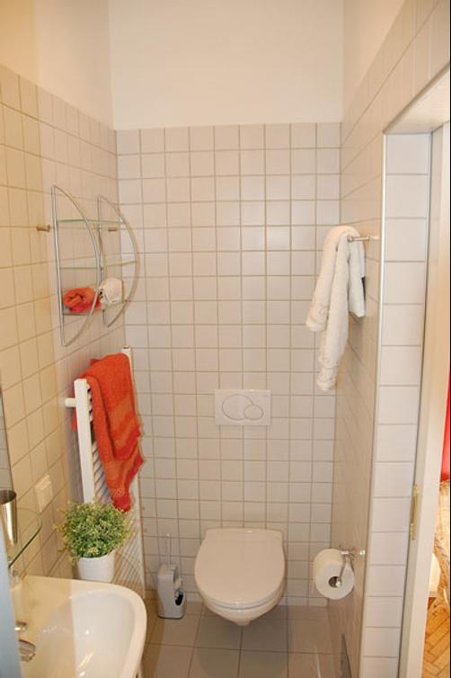 Stadtnest Bed & Breakfast - Vienna - Bathroom