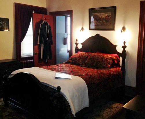 Aspen Manor Resort - Wellsburg - Bed