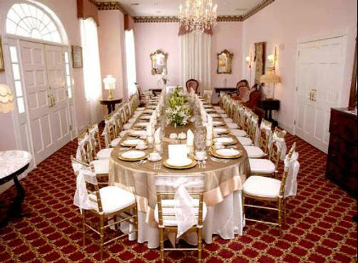 Hubbard Mansion Bed & Breakfast - New Orleans - Restaurant