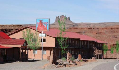 Hat Rock Inn - Mexican Hat - Building