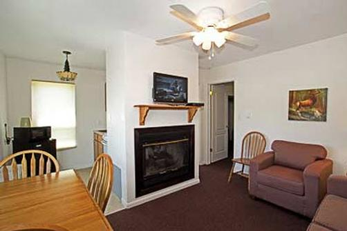 Columbine Inn - Estes Park - Living room