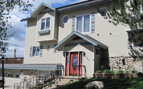 Alpine Rose Bed and Breakfast - Steamboat Springs - Building