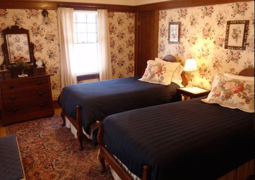 Garden Wall Inn - Whitefish - Bedroom
