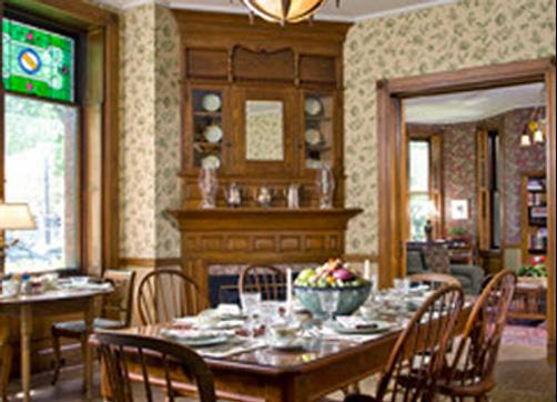 The William Henry Miller Inn - Ithaca - Restaurant