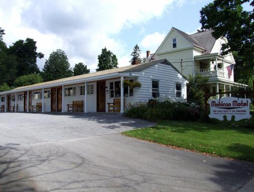 Mohican Motel - Cooperstown - Building