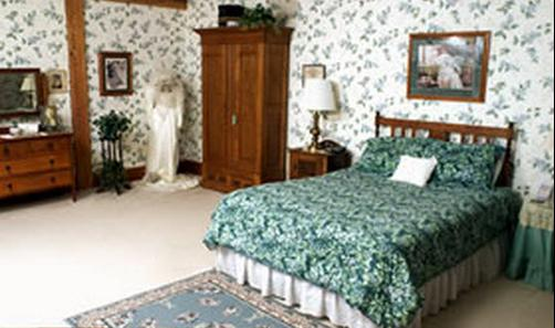 Country Oaks Bed & Breakfast - Mountain View - Bedroom