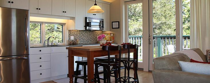 AppleGarden Cottage - Tomales - Kitchen