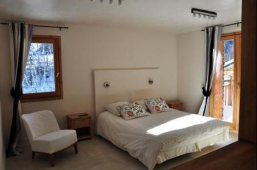 Chalet d'Edmond - Bourg-Saint-Maurice - Bedroom